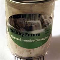 Healthy Future All Natural Laundry Detergent