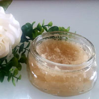 Natural Organic Sugar Scrub