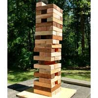 Giant Jenga Games