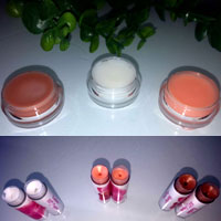 Natural Organic Lip Balm