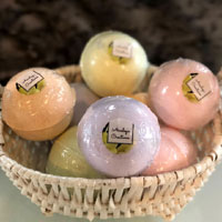Natural Organic Bath Bombs