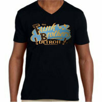 Detroit Funk Brothers T-Shirt