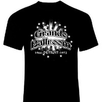 Detroit Grande Ballroom T-shirt