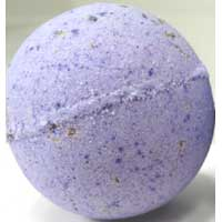 Non-Colored Water Bath Bombs