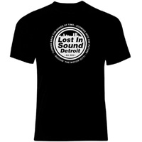 Lost In Sound Detroit T-shirt