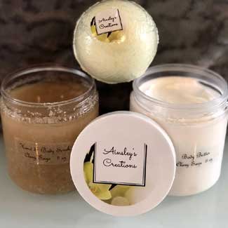 Ainsley's Creations Bath & Body Products
