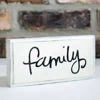 Distressed Statement Signs