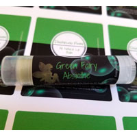 Green Fairy Absinthe Lip Balm