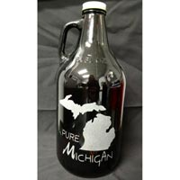 Engraved Growler