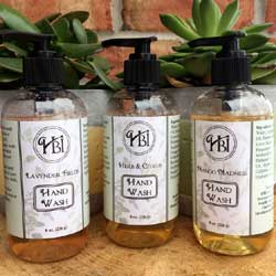All Natural Hand Wash
