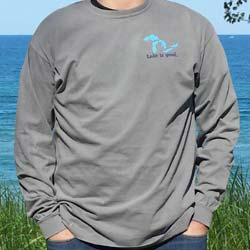 Lake is Good Long Sleeve Shirts