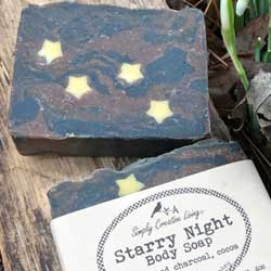 Fragrance Soaps - Starry Night, Great Lakes, Michigan Wonderland