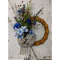 Wood Slice Wreaths