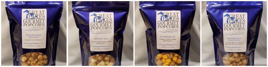 Great Lakes Gourmet Popcorn
