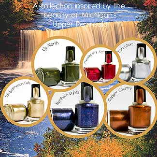 Toxin-Free Nail Polish by Northern Nail Polish