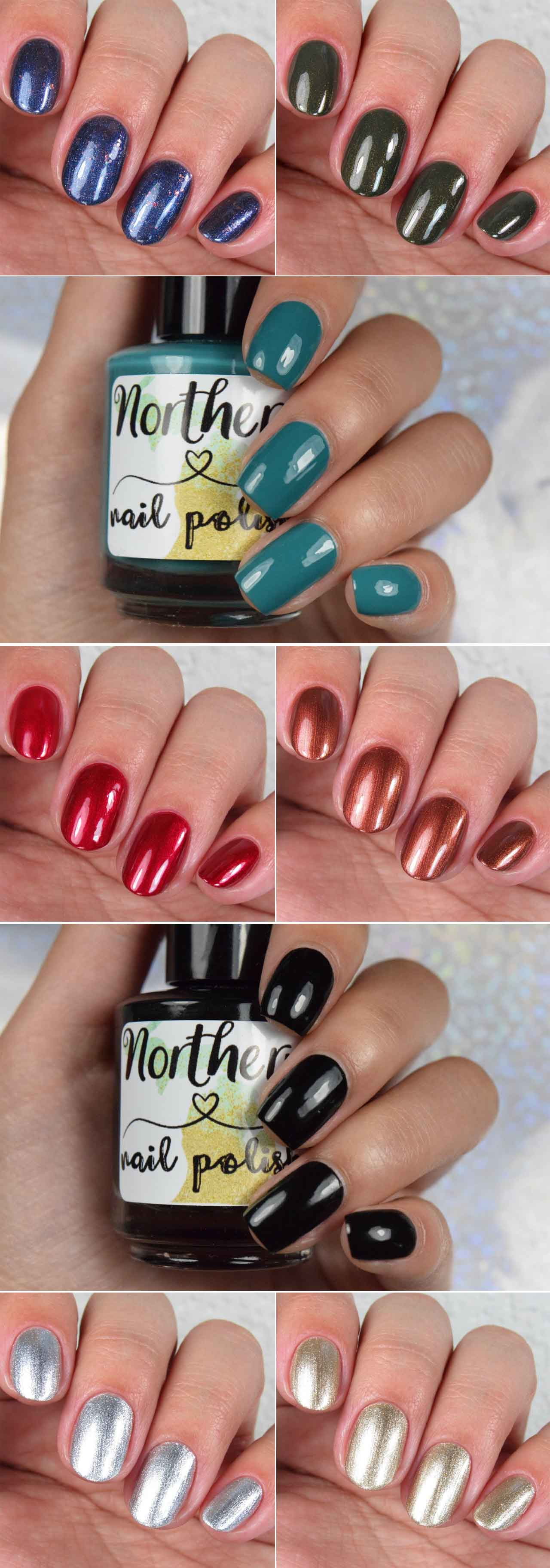 Northern Nail Polish Nail Polishes