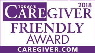 Helping Handles Caregiver Award