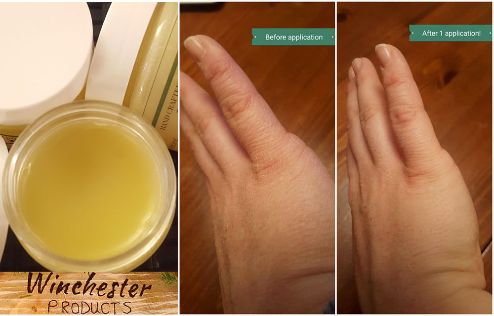 Moisturizing Body Butter by Winchester Products
