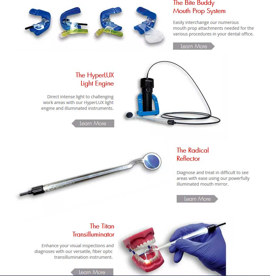 Ascentcare Dental Products