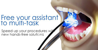 Hands Free Dental Products