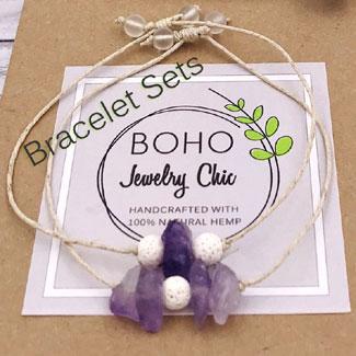 Gemstone Aromatherapy Bracelets